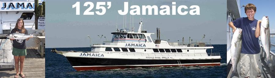 Big jamaica 125 39 jamaica blues tuna striped bass sea bass for Deep sea fishing jamaica